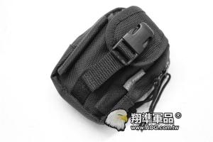 【翔準軍品AOG】威聚 小腰包 雜物包 小腰包 數位相機袋 手機袋 BB彈袋 工具袋 戶外活動 露營 生存遊戲 必備周邊配件 PWJ-4090