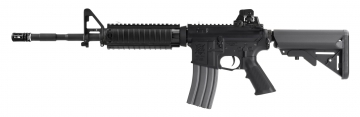 【翔準軍品AOG】【VFC】VR16 RIS SOPMOD電動槍  免運費 VF1-M4_SMD_M-BK01