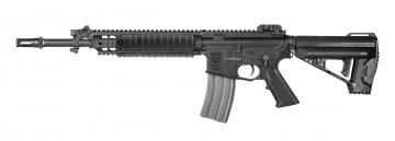 【翔準軍品AOG】【VFC】VR16 TACITCAL ELITE II CARBINE 電動槍  免運費 VF1-M4_TE_M-BK01
