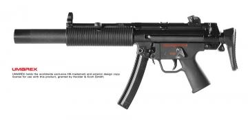 【翔準軍品AOG】【VFC】 HK MP5SD3  瓦斯槍  免運費   衝鋒槍 VF2-LMP5SD3-BK01