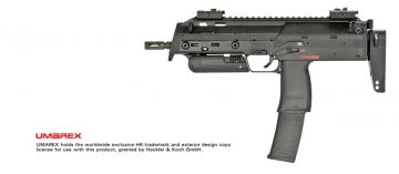 【翔準軍品AOG】【VFC】Umarex HK MP7 A1 黑色 瓦斯槍  免運費  衝鋒槍 VF2-LMP7-BK02