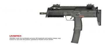 【翔準軍品AOG】【VFC】Umarex HK MP7 NANY 黑色 瓦斯槍  免運費  衝鋒槍VF2-LMP7-BK01
