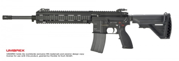 【翔準軍品AOG】【VFC】Umarex HK M27 IAR 黑色 瓦斯槍  免運費  衝鋒槍 VF1-LHK416M27-BK01