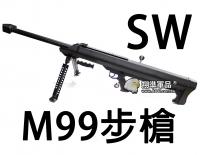【翔準軍品AOG】【SW】M99 步槍 長槍 電動槍 生存遊戲 腳架 彈匣 握把 全金屬 DA-SW-01A