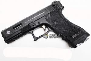 【翔準軍品AOG】【海神 G18 性能版】 瓦斯槍 GBB 手槍 拆卸 全金屬 後座力 CFX-AW-P18