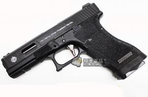 【翔準軍品AOG】【海神 G17 性能版】 瓦斯槍 GBB 手槍 拆卸 全金屬 後座力 CFX-AW-P17