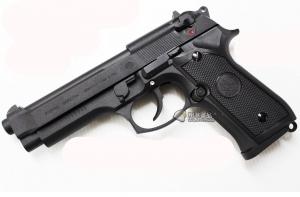 【翔準軍品AOG】【BERETTA M9 黑】 瓦斯槍 GBB 手槍 拆卸 全金屬 後座力 D-08-09CA