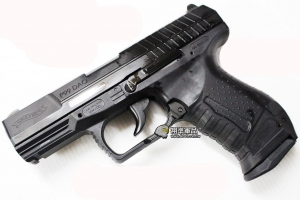 【翔準軍品AOG】【WALTHER P99 CO2槍】 手槍 拆卸 全金屬 後座力 打靶 鋼製響亮 D-08-09AD