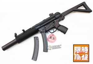 【翔準國際AOG】MX5 SD (金屬版) ICS-15 MP5 電動槍 下殺破盤特價 台灣製造  特種部隊專用