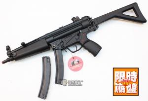 【翔準國際AOG】MX5-A 折托 (金屬版) ICS-16 MP5 電動槍 下殺破盤特價 台灣製造 特種部隊專用