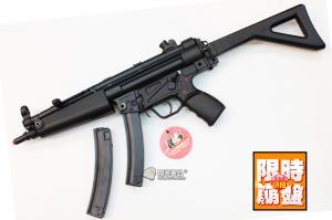 【翔準國際AOG】MX5-SD2 折托版 (金屬版) ICS-05 MP5 電動槍 下殺破盤特價 台灣製造 特種部隊專用
