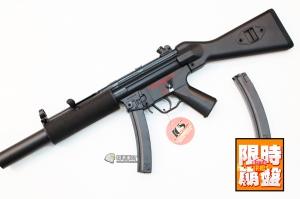 【翔準國際AOG】MX5-SD5  (實戰版) ICS-61 MP5 電動槍 下殺破盤特價 台灣製造 特種部隊專用