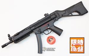 【翔準國際AOG】MX5-MRS 戰術版 (金屬版) ICS-119 MP5 電動槍 下殺破盤特價 台灣製造 特種部隊專用
