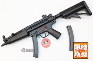 【翔準國際AOG】MX5-AA 海豹托 (金屬版) ICS-115 MP5 電動槍 下殺破盤特價 台灣製造 特種部隊專用