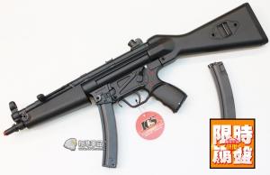 【翔準國際AOG】MX5-A2 固定托 (金屬版) ICS-07 MP5 電動槍 下殺破盤特價 台灣製造 特種部隊專用
