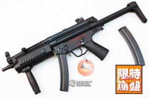 【翔準國際AOG】MX5-A5 戰術版 (金屬版) ICS-17 MP5 電動槍 下殺破盤特價 台灣製造 特種部隊專用