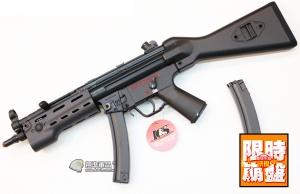 【翔準國際AOG】MX5-A4 槍燈護木版 (實戰版) ICS-67 MP5 電動槍 下殺破盤特價 台灣製造 特種部隊專用