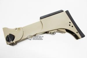 【翔準軍品AOG】【C316V 後托 沙 B12.3】槍托 折疊托 折托 伸縮托 托桿 DA-316-001
