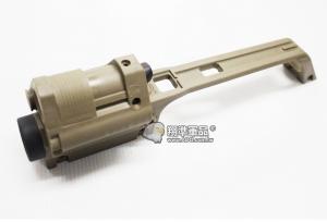 【翔準軍品AOG】【UFC 3.5倍 G316 瞄具+紅外線 沙】 G36 G36C 狙擊鏡 生存遊戲 野戰 DA-PT006V