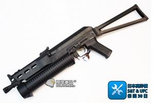 【翔準國際AOG】S&T BIZON AEG AK系列 全金屬 電動槍 AEG-27
