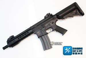 【翔準國際AOG】S&T M4KM 10 sportline 黑 電動槍 AEG-70