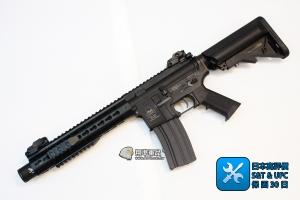 【翔準國際AOG】S&T M4 URX 10 sportline 黑 電動槍 半金屬 70-A-BK