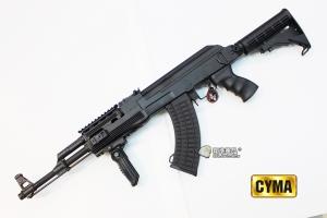【翔準國際AOG】CYMA AK47 tactical 電動槍 全金屬(下殺)    DA-CM028C