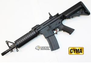 【翔準國際AOG】CYMA  FUIL METAL M4 全金屬 電動槍 CM005