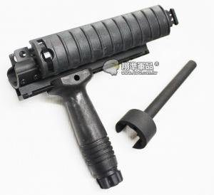 【翔準軍品AOG】【CYMA 魚骨護木 MP5 C.52】 全金屬 魚骨 護木 握把 外管 組合 套裝 整組 C1014AB