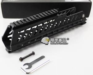 【翔準軍品AOG】S&T G36K 魚骨 金屬 電動槍 瓦斯槍 DA-STAS02
