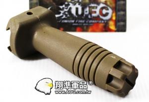 【翔準軍品AOG】UFC KAC 握把 沙色 電動槍 瓦斯槍 DA-GRIP30A