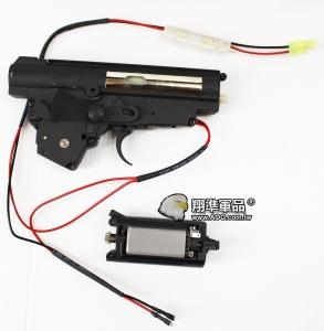 【翔準軍品AOG】S&T VSS/VAL B款 整組BOX 電動槍 DA- GB BOXA
