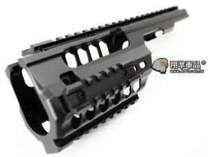 【翔準軍品AOG】UFC MP5K RAIL 魚骨4.3 DA-BA16