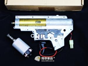 【翔準軍品AOG】CYMA BOX 整組 電動槍 CM.03 金屬 1014AXA