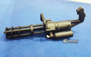 【翔準國際AOG】*缺貨中*Classic Army M134 小火神炮,氣電混合系統!  預購 目前牌價18800$ 買貴退差價