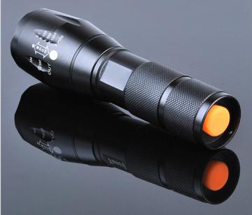 【翔準軍品AOG】【T6 強光 手電筒】T6晶片 伸縮調焦 黑暗剋星 遠程 L002-07