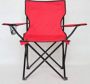 【 翔準軍品AOG】 大號扶手折疊椅 休閒椅 導演椅 長官 裁判 登山露營休閒椅子 軍椅 (顏色隨機)ZY005