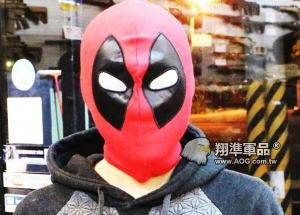 【翔準軍品AOG】Deadpool 死恃造型 面罩 布套 棉質材質 禦寒 生存遊戲 cosplay 帽子 面具 騎車 單車 重機