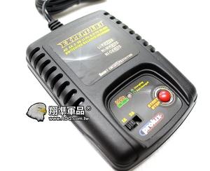 【翔準軍品AOG】PROLUX 充電器 高級  鎳氫 鎳鎘 鋰聚合物 鋰鐵電池 可調速度 自動斷電 電動槍電池