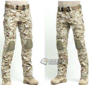 【翔準國際AOG】數位沙漠 數沙 Gen2 青蛙褲 生存 長褲 工作褲 戰鬥褲 耐磨 含護具 G0509
