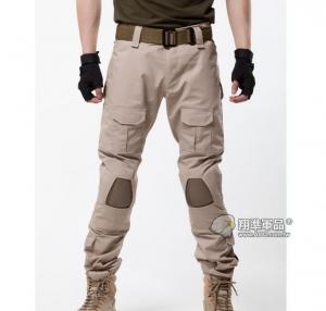 【翔準國際AOG】沙色 尼色 卡其 Gen2 青蛙褲 生存 長褲 工作褲 戰鬥褲 耐磨 含護具 G0505