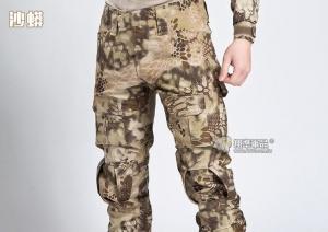 【翔準國際AOG】沙漠蟒 沙蟒 Gen2 青蛙褲 生存 長褲 工作褲 戰鬥褲 耐磨 含護具 G0509B