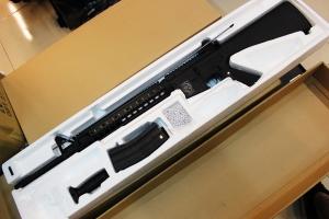 【瘋狂特價下殺】A&K M16A4  全金屬 魚骨版 初速:120M/S 電動槍 全新品 特戰版 (原價:6000$)