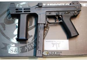 【翔準軍品AOG】幽靈M4型 Spectre M4 電動槍特警隊 近戰 CQB AEG-95