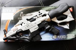(預購 預計 2018 1月中到貨)  GE M4 STAR DRAGON sportline AEG 雷槌 中短距離制壓火器 電動槍