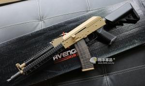(預購 預計 2018 1月中到貨) (GE品牌)雙邊上膛 M-TYPR AK全金屬電動槍 (TAN 沙)