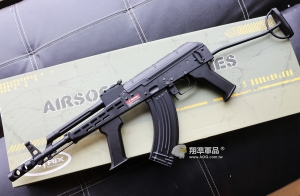 (預購 預計 2018 1月中到貨) 品牌GE AMD-65 突擊步槍 Meatal 傘兵AK 電動槍