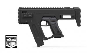 【翔準軍品AOG】SRU Glock PDW SMG SRU PDW-K 克拉克 電動手槍/瓦斯手槍 衝鋒套