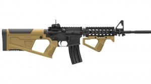 【翔準軍品AOG】SRU Q set AEG 後托+握把套件組 狙擊步槍 (黑/沙/綠)