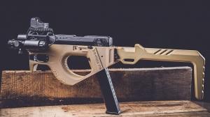 【翔準軍品AOG】SRU GLOCK 套件 PDW 手槍套件 FOR WE (黑色/沙色/綠色/藍色)